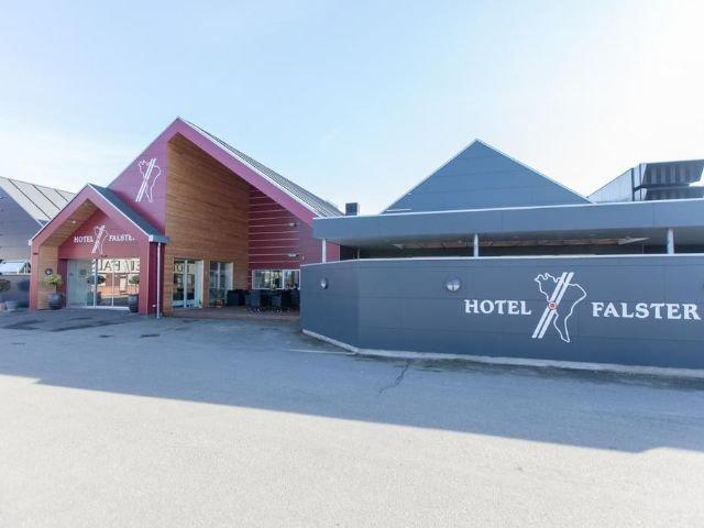 Denemarken - Nykøbing Falster - Hotel Falster