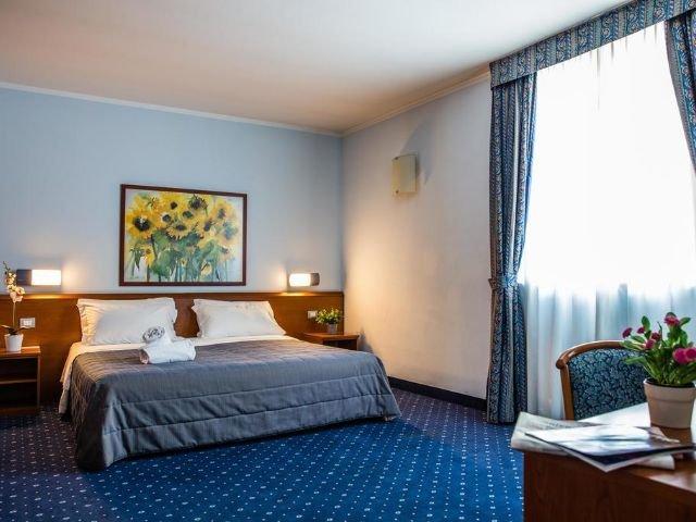 San Mauro Torinese - Hotel Glis *** - voorbeeldkamer