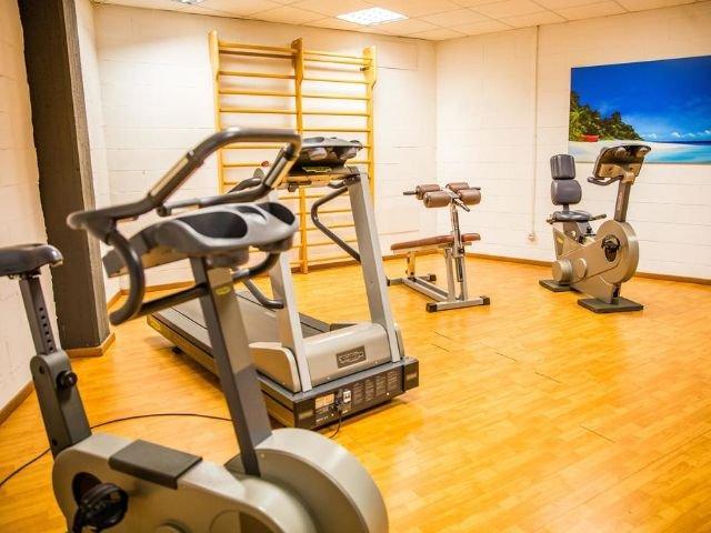 San Mauro Torinese - Hotel Glis *** - fittnessruimte