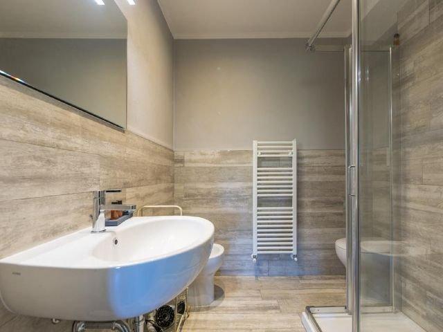Montecatini Terme - Hotel Mirò *** - voorbeeld badkamer