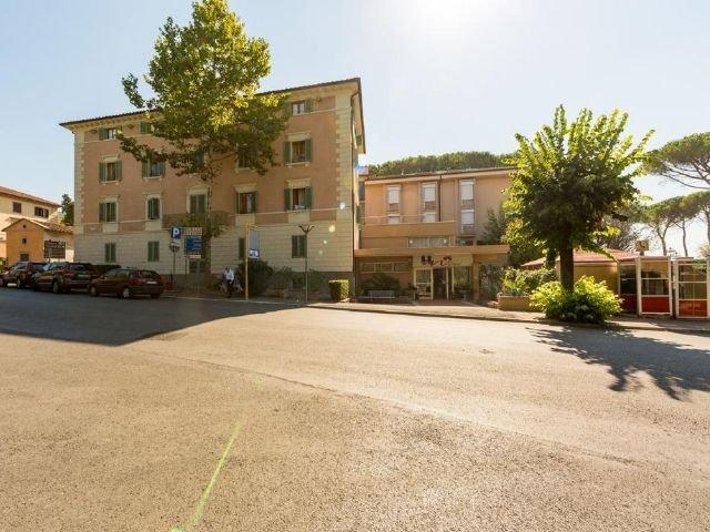 Montecatini Terme - Hotel Mirò *** - vooraanzicht
