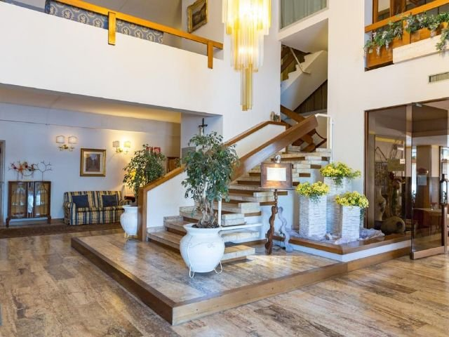 Montecatini Terme - Hotel Mirò *** - lounge