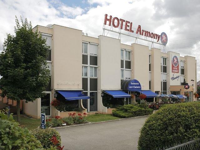 Frankrijk - Beaune - InterHotel Armony Chenove
