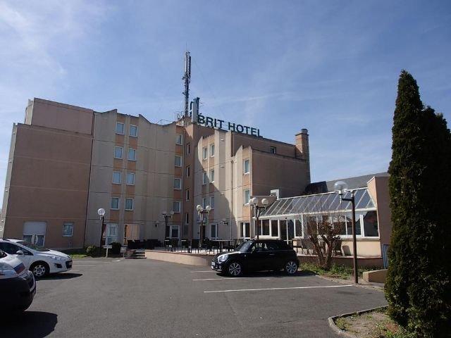 Frankrijk - Orléans - St. Jean de Bray - Brit Hotel L'Antares