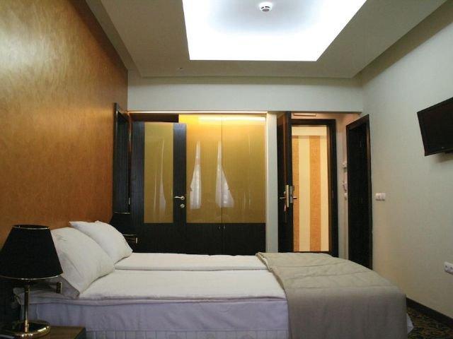 Sarajevo - Hotel Hercegovina **** - voorbeeldkamer