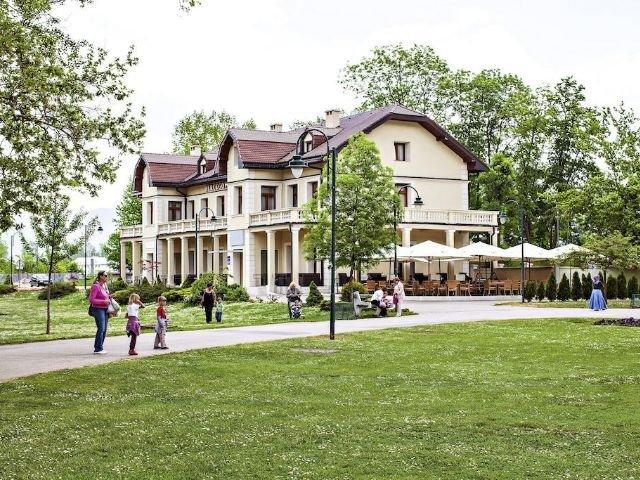 Sarajevo - Hotel Hercegovina **** - hotelaanzicht