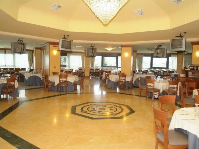 Mentana - Hotel Belvedere **** - restaurant