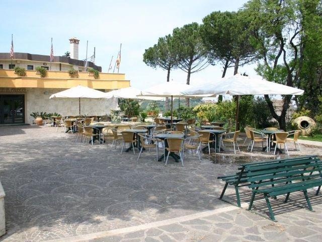 Mentana - Hotel Belvedere **** - terras