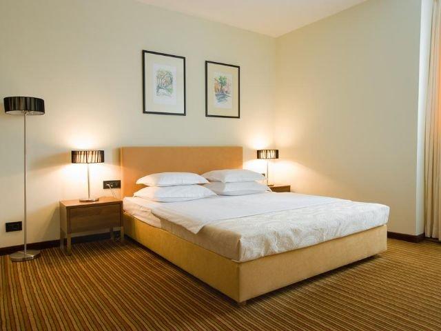 Zagreb - Hotel Laguna *** - voorbeeldkamer