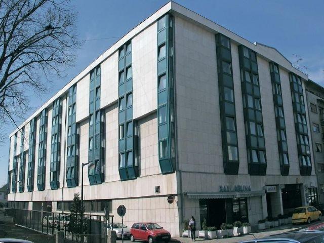 Zagreb - Hotel Laguna *** - hotelaanzicht