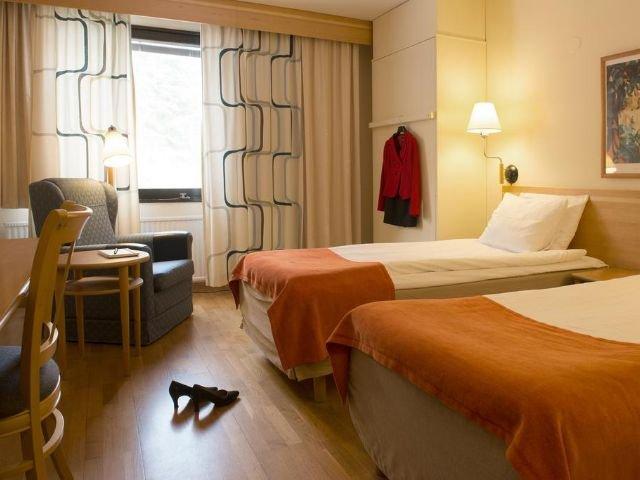 Zweden - Stockholm - Hotel Scandic Kungens Kurva