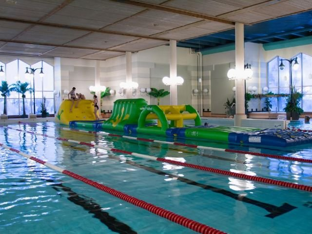 Finland - Leppävirta - Sport & Spa Hotel Vesileppis