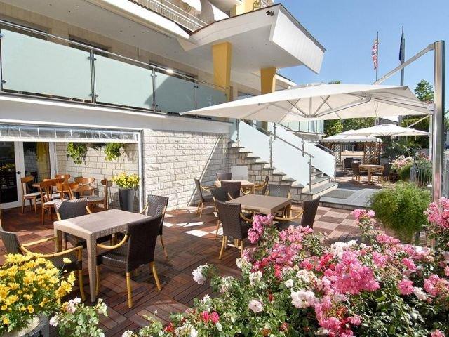 Igea Marina - Hotel St. Moritz *** - terras