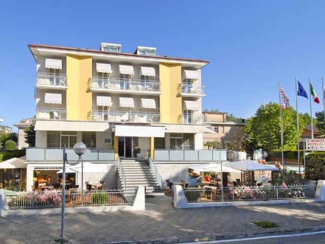 Igea Marina - Hotel St. Moritz *** - vooraanzicht