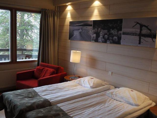 Finland - Saariselkä - Lapland Hotel Riekonlinna