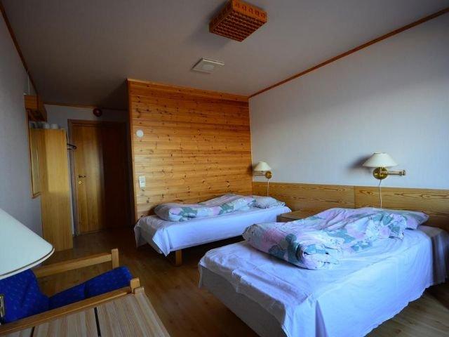 Noorwegen - Storslett-Kvænang - Hotel Gildetun