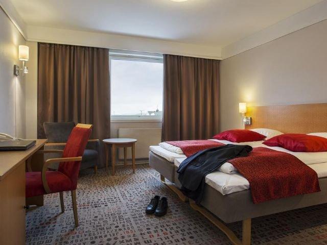 Noorwegen - Vesteralen - Harstad - Scandic Harstad Hotel