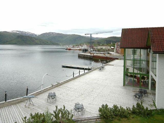 Noorwegen - Rognan - Hotel Rognan
