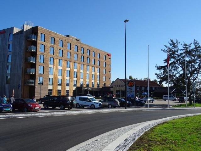 Noorwegen - Hamar-Elverum - Scandic Elgstua