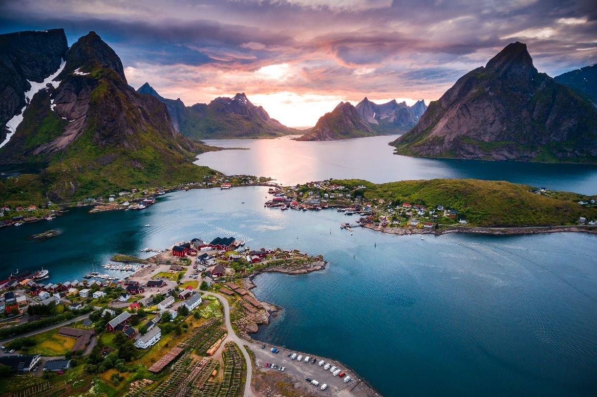 Rondreis Noordkaap, Lapland & Lofoten