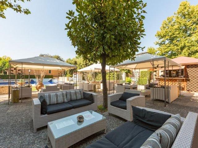 Montecatini Terme - Hotel Mirò *** - terras