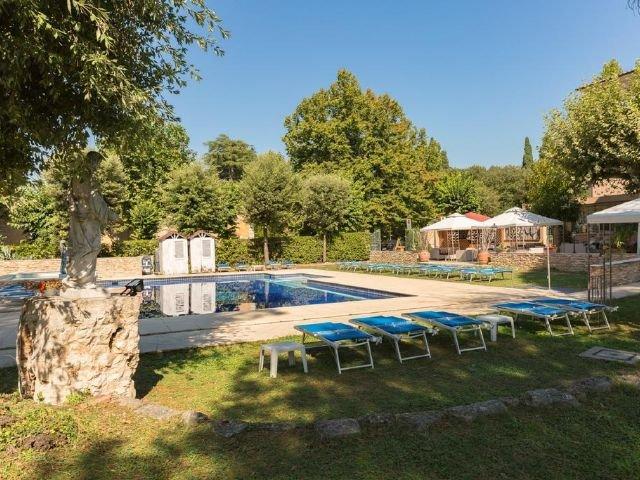 Montecatini Terme - Hotel Mirò *** - tuin