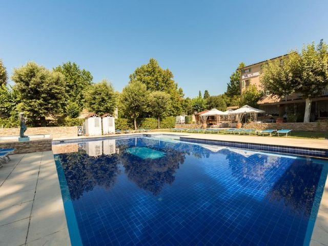 Montecatini Terme - Hotel Mirò *** - zwembad