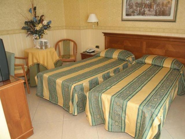 Mentana - Hotel Belvedere **** - voorbeeldkamer