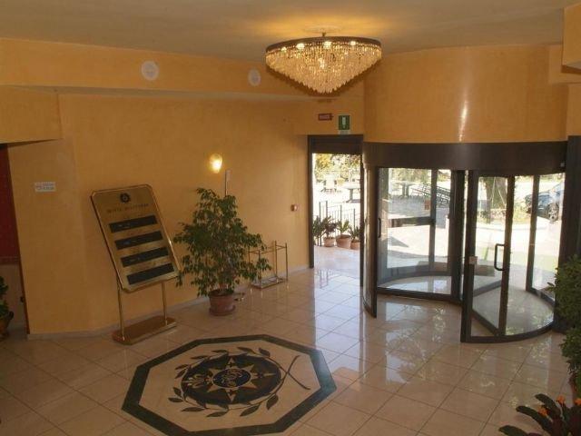 Mentana - Hotel Belvedere **** - entree