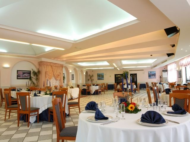 Cisternino - Hotel Lo Smeraldo **** - restaurant