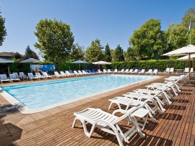 Igea Marina - Hotel St. Moritz *** - zwembad