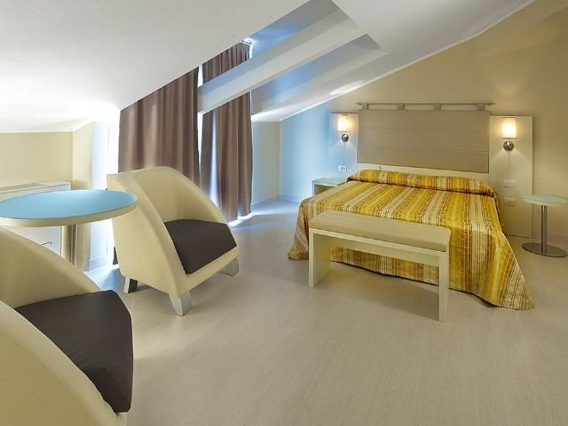 Igea Marina - Hotel St. Moritz *** - voorbeeldkamer