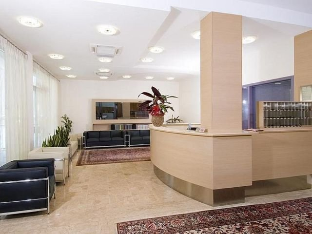 Igea Marina - Hotel St. Moritz *** - receptie