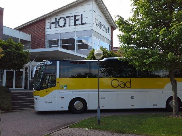 Denemarken - Middelfart - Comwell Middelfart