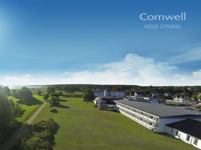 Denemarken - Køge - Comwell Køge Strand