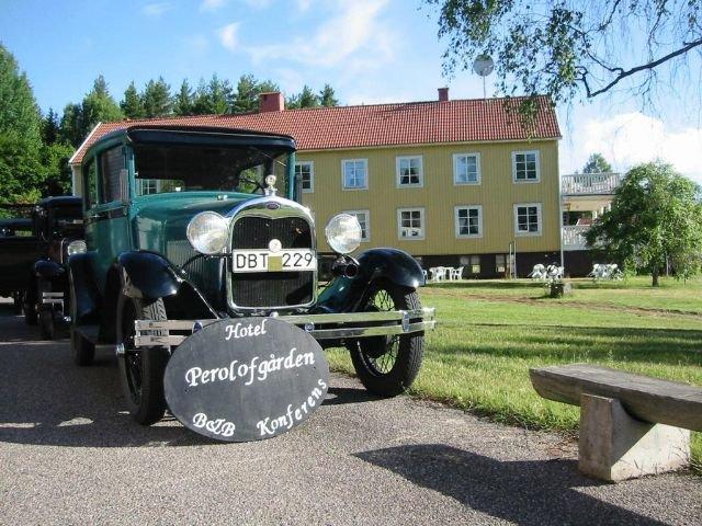 Zweden - Åsbro - Hotel PerOlofGarden