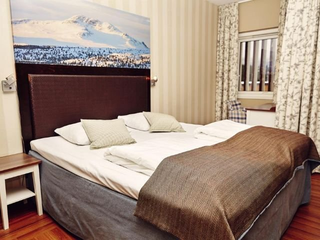 Noorwegen - Fagernes - Hotel Scandic Valdres
