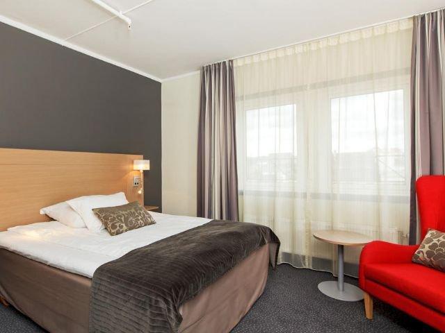 Noorwegen - Skien - Hotel Thon Hoyers