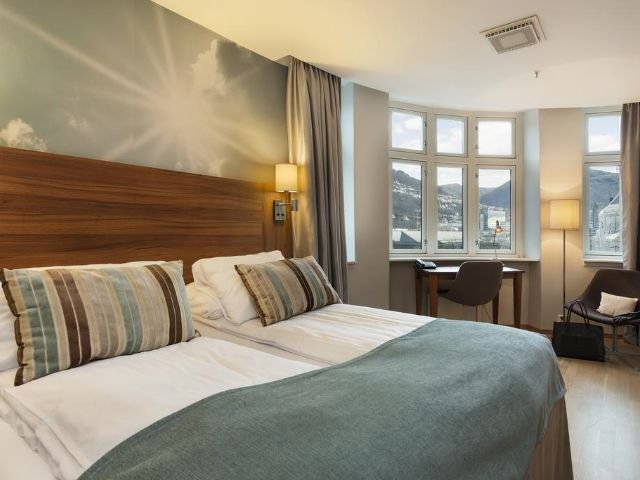 Noorwegen - Bergen - Scandic Byparken Hotel