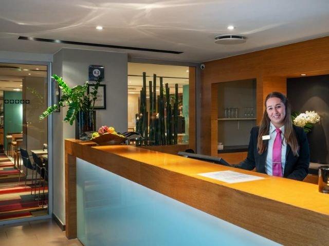 Noorwegen - Stavanger - Thon Hotel Maritim