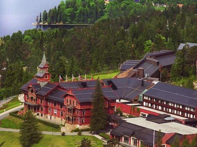 Noorwegen - Oslo - Scandic Holmenkollen Park