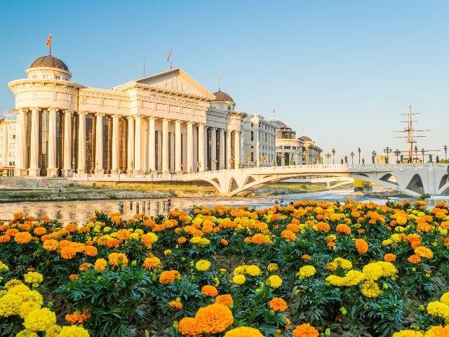 Macedonië - Skopje