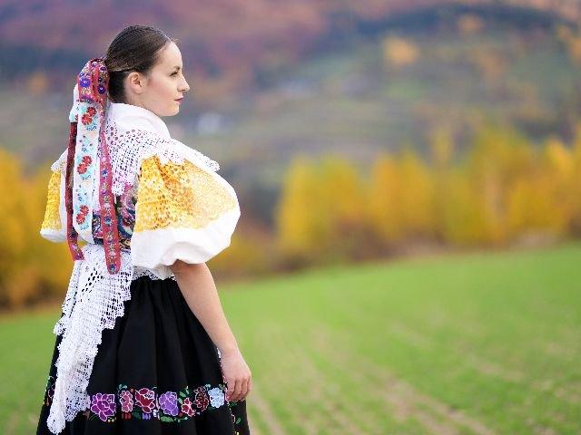 Slowakije - traditionele kleding