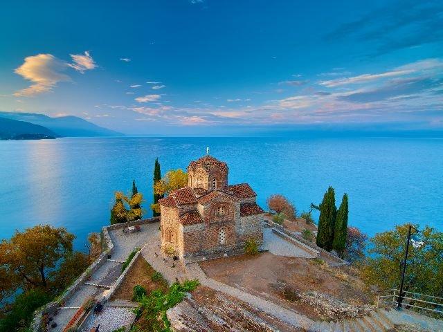 Macedonië - Saint John kerk
