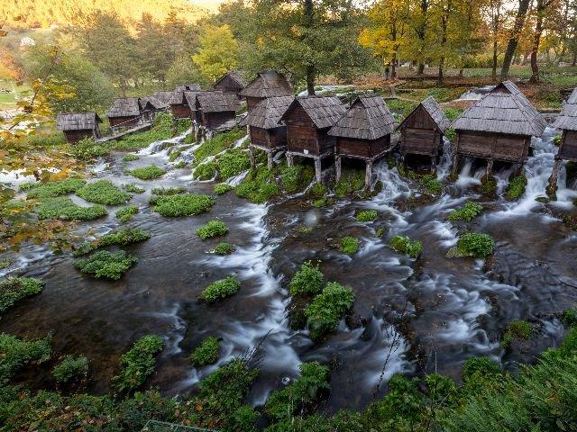 Bosnië en Herzegovina - Jajce