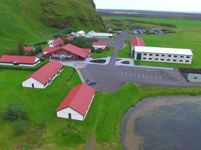 IJsland - Vik - Katla Hotel Höfdabrekka