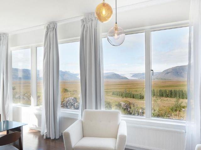 IJsland - Höfn - Fosshotel Vatnajökull