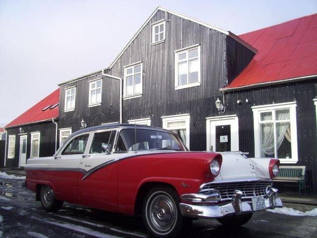 IJsland - Reydarfjordur - Taergesen Hotel