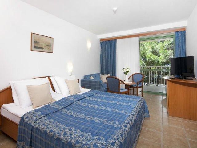 Brela - Bluesun Hotel Marina *** - voorbeeldkamer