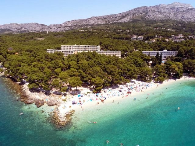Brela - Bluesun Hotel Marina *** - hotelaanzicht